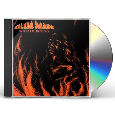 Salem Mass WITCH BURNING CD
