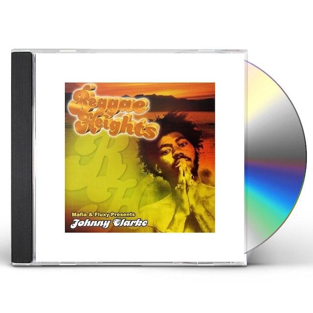 Johnny Clarke REGGAE HEIGHTS CD