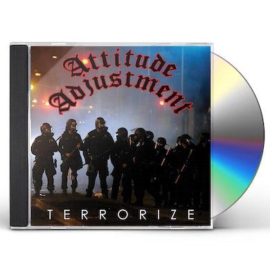 Attitude Adjustment TERRORIZE CD