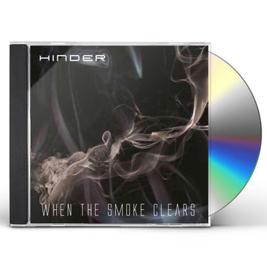 Hinder WHEN THE SMOKE CLEARS CD