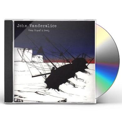 John Vanderslice TIME TRAVEL IS LONELY CD