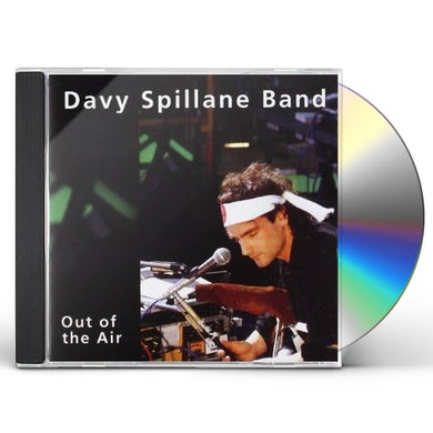 Davy Spillane OUT OF THE AIR CD