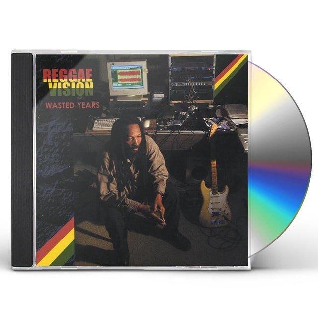 REGGAE VISION WASTED YEARS CD