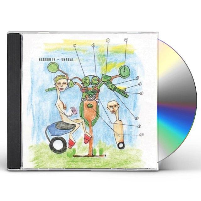 Hebronix UNREAL CD