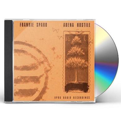 Frankie Sparo ARENA HOSTILE CD