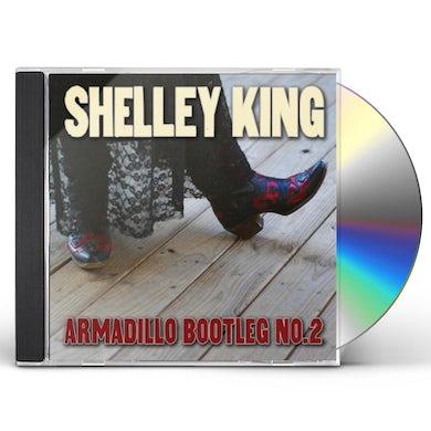 Shelley King ARMADILLO BOOTLEG 2 CD