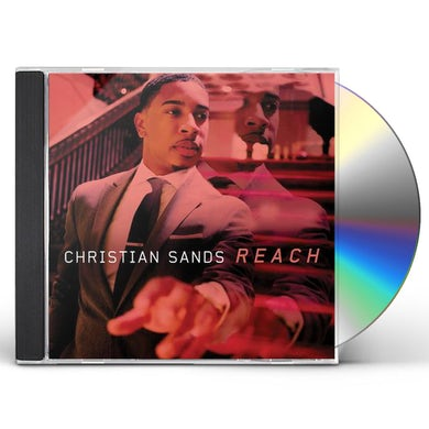 Christian Sands REACH CD