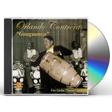 Orlando Contreras GUAGUANCO CON CARLOS PATATO VALDEZ CD