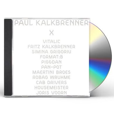 PAUL KALKBRENNER CD