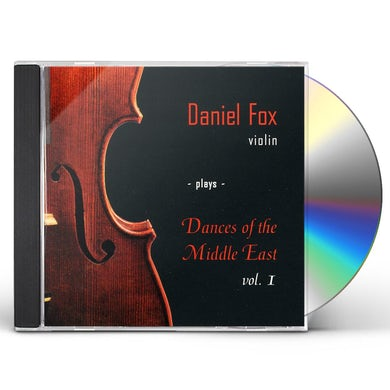 Daniel Fox VIOLIN PLAYS DANCES OF THE MIDDL 1 CD
