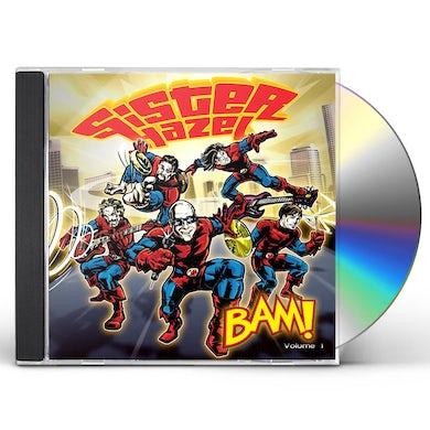 SISTER HAZEL BAM 1 CD