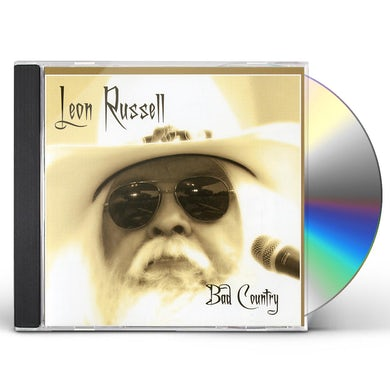 Leon Russell BAD COUNTRY CD