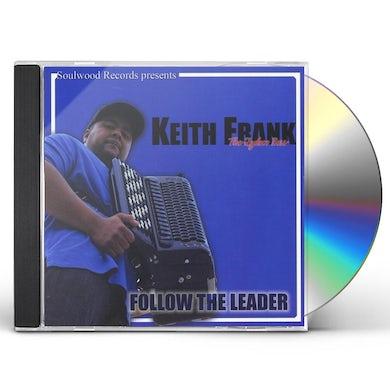 Keith Frank FOLLOW THE LEADER CD