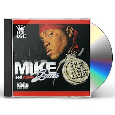 Mike Jones SELF MADE CD