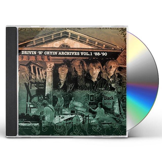 Drivin N Cryin ARCHIVES VOLUME 1 88-90 CD