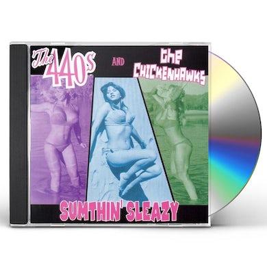 440's CHICKENHAWKS CD