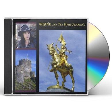 Shane THE HIGH COMMAND CD
