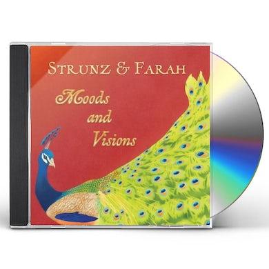 Strunz & Farah MOODS & VISIONS CD