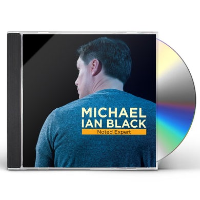 Michael Ian Black NOTED EXPERT CD