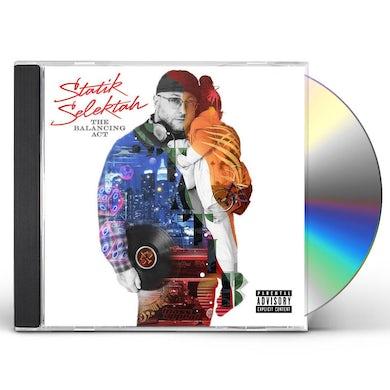 Statik Selektah BALANCING ACT CD