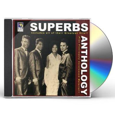 SUPERBS ANTHOLOGY CD