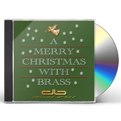 MERRY CHRISTMAS WITH BRASS CD