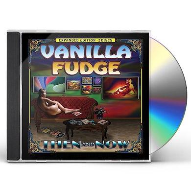 Vanilla Fudge THEN AND NOW CD
