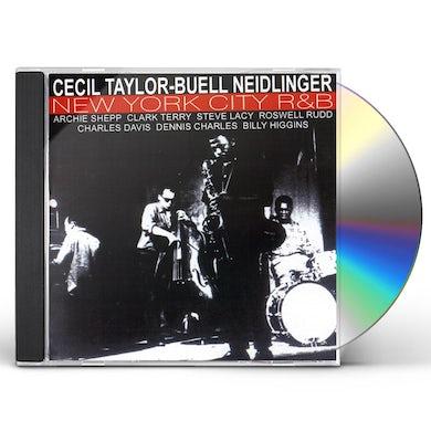 Cecil Taylor NEW YORK CITY R&B CD