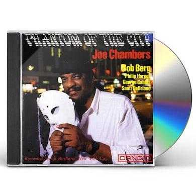 Joe Chambers PHANTOM OF THE CITY CD