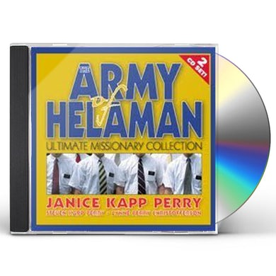 Janice Kapp Perry ARMY OF HELAMAN: ULTIMATE MISSIONARY COLLECTION CD