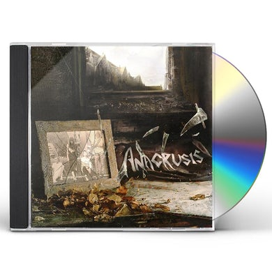 ANACRUSIS HINDSIGHT: SUFFERING HOUR & REASON REVISITED CD