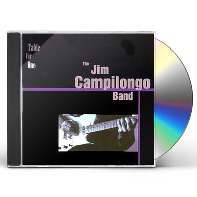 Jim Campilongo TABLE FOR ONE CD