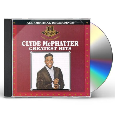 Clyde Mcphatter GREATEST HITS CD