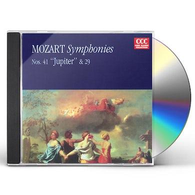 Wolfgang Amadeus Mozart JUPITER CD