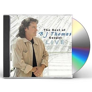 B.J. Thomas BEST OF BJ THOMAS GOSPEL CD