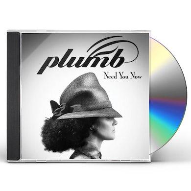 Plumb NEED YOU NOW CD