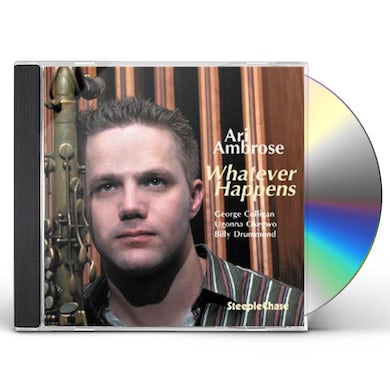 Ari Ambrose WHATEVER HAPPENS CD