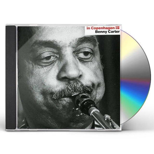 Benny Carter IN COPENHAGEN CD