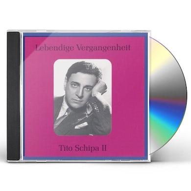 LEGENDARY VOICES: TITO SCHIPA 2 CD