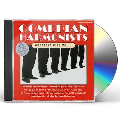 Comedian Harmonists GREATEST HITS 1 CD
