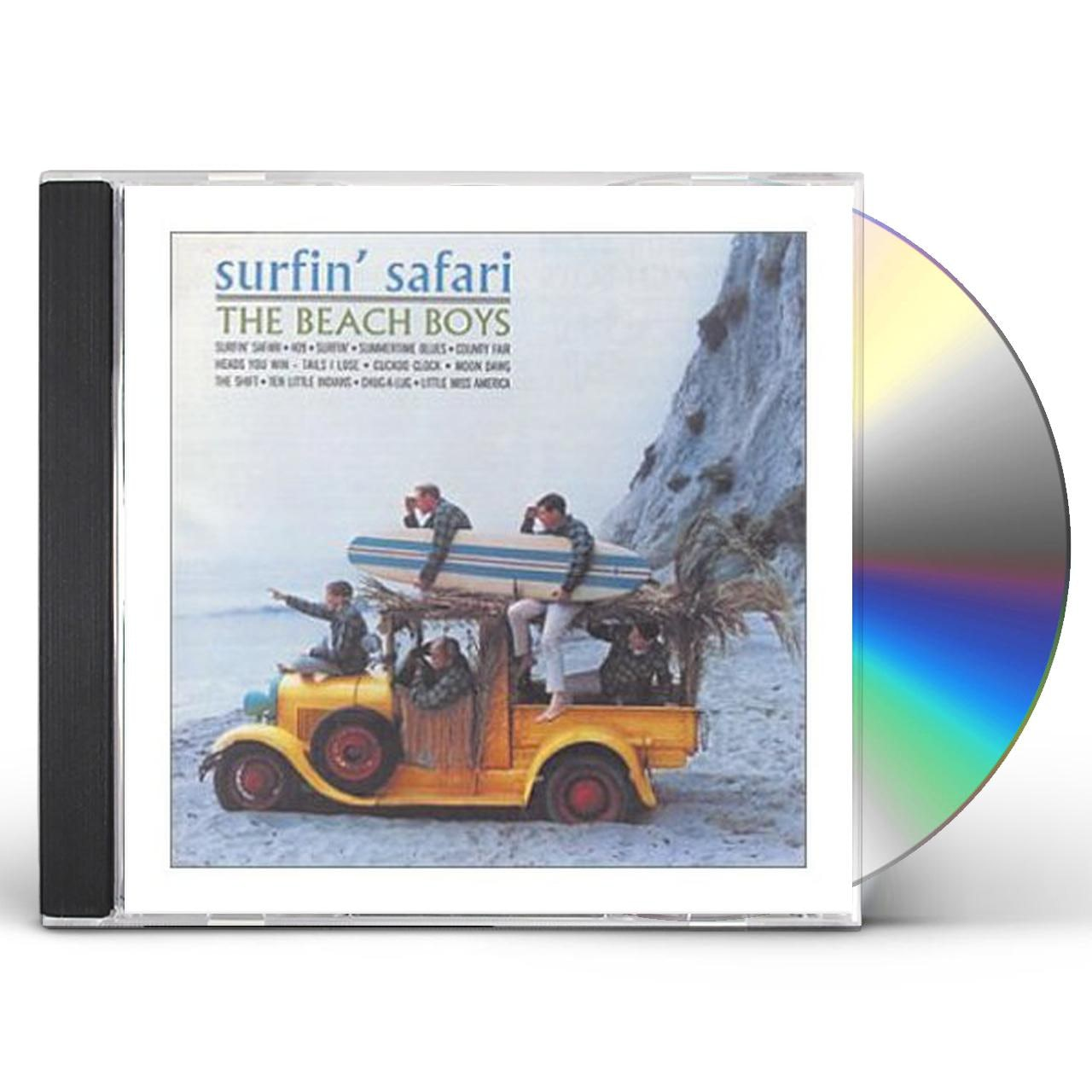 The Beach Boys Surfin Safari Surfin Usa Cd