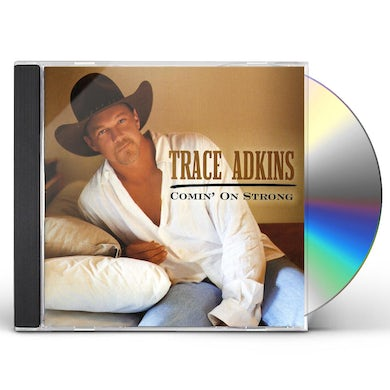 Trace Adkins COMIN ON STRONG CD