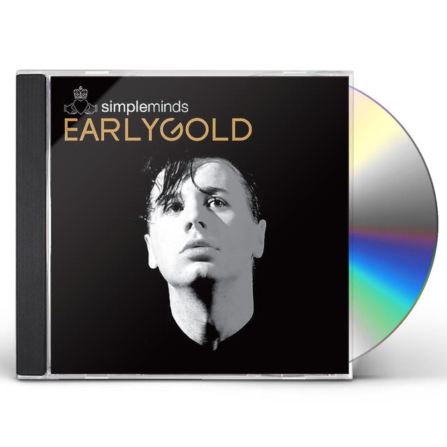 Simple Minds EARLY GOLD CD