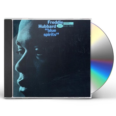 Freddie Hubbard BLUE SPIRITS CD
