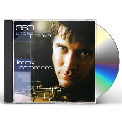 Jimmy Sommers 360 URBAN GROOVE CD