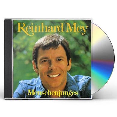 Reinhard Mey MENSCHENJUNGES CD