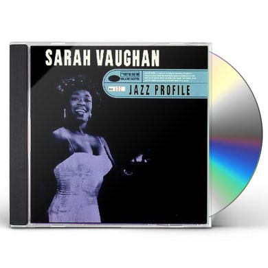 Sarah Vaughan JAZZ PROFILE CD