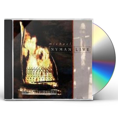 Michael Nyman LIVE CD