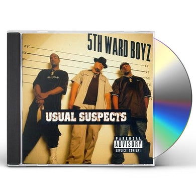 USUAL SUSPECTS CD