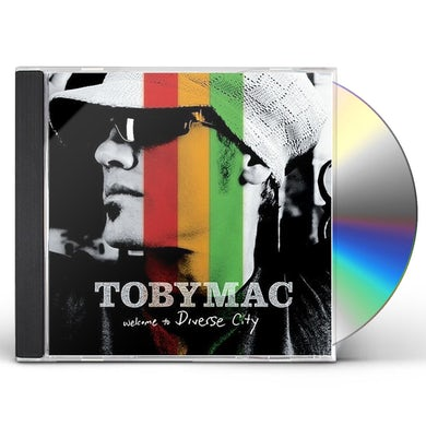 tobyMac WELCOME TO DIVERSE CITY CD